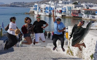 5 Tips of Group Travelling